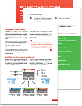 Preview of the DevOps migration white paper